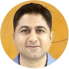 Manoj Nagdev, Infosys