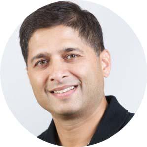 Sachin Gadre - VP, Product Management