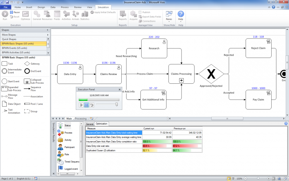 Idevnews Global 360 S Analystview 3 0 Supercharges Visio